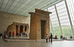 Метрополитен-музей в NY за донейшн