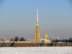 Экскурсия в Петропавловскую крепость.