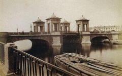 Мосты рек и каналов Санкт-Петербурга.