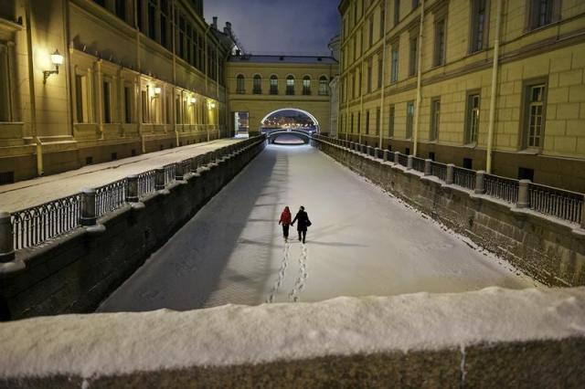 Мосты через реки и каналы Санкт-Петербурга.