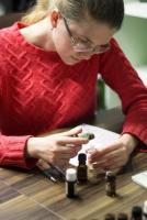 Мастер-класс по созданию индивидуального аромата