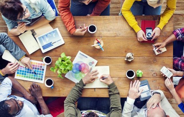Встреча Клуба Знакомств творческих людей.
