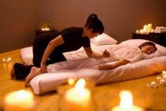 МНУШИ расслабляющий массаж в одежде