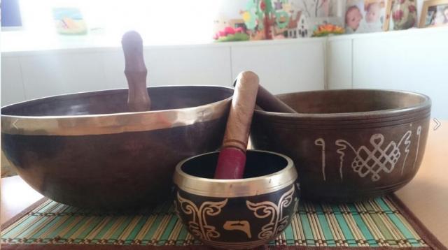Йога–нидра -- Глубокая практика под музыку поющих чаш
