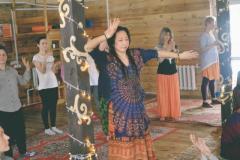 SATTVA PARTY ЙОГА ВЕЧЕРИНКА|ESTATIC DANCE|13 ИЮНЯ